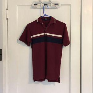 Maroon Polo by Ralph Lauren, M